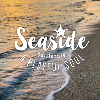 A Playful Soul - Seaside, CA