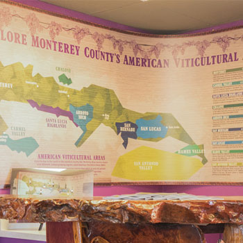Explore Monterey County's American Viticultural Areas