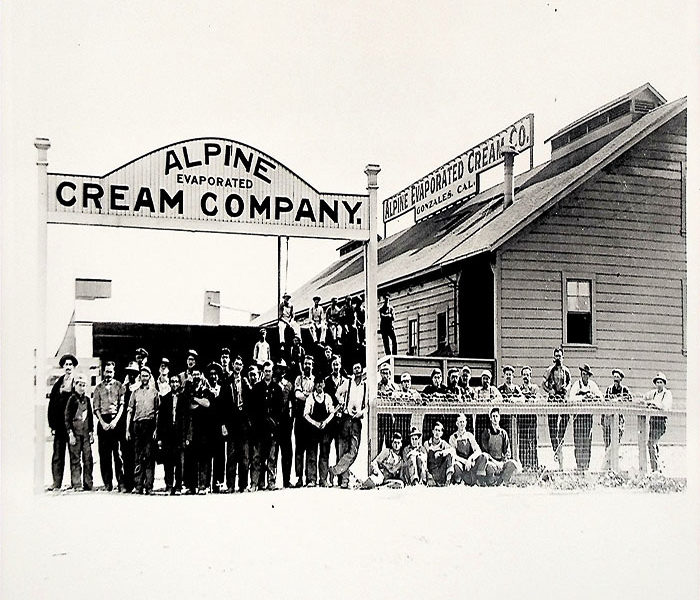 Alpine Evaporated Cream Company